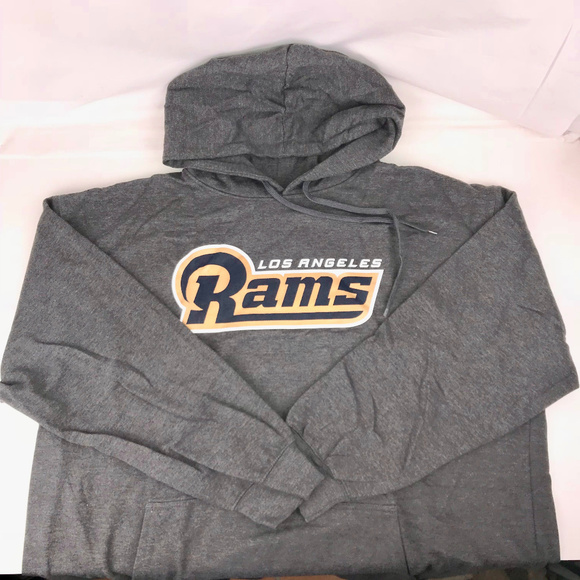 sale retailer e1b06 a2ca1 Los Angeles Rams Men's Big & Tall Hoodie Boutique